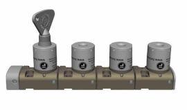 机械锁 钥匙交换盒 五防机械锁