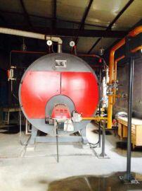 10吨燃气热水锅炉
