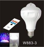 AOSL. LED遥控双效照明魔球