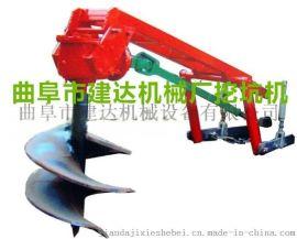 钻地挖坑机 大马力植树汽油挖坑机 大功率植树打坑机 **挖坑机