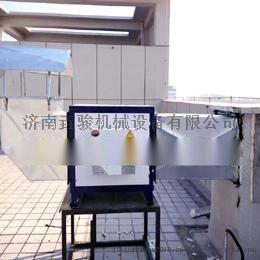 供应山西太原饭店  油烟净化器 大同厨房油烟分离机 沂州环保认证油烟净化器