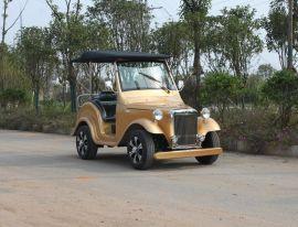 大丰和品牌四座电动观光车 电动高尔夫球车 休闲代步车