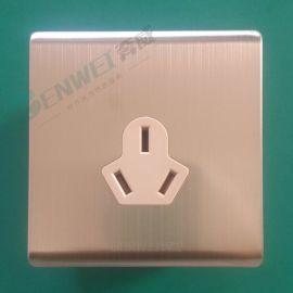 16A空调插座,三孔电源插座,16A三孔墙壁开关插座批发代理