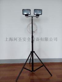 上海河圣便携式升降应急灯XD-DC28245LED