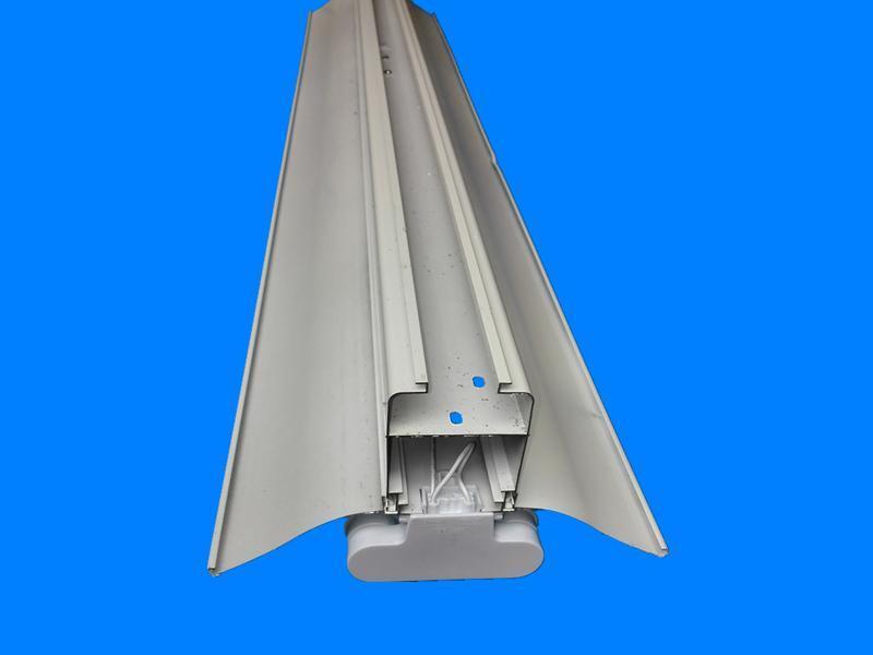 中山LED線槽光帶廠家批發三管超市鋁合金線槽燈