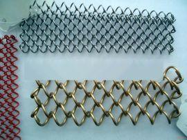 装饰铜网 勾花铜网 铜丝勾花网