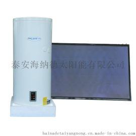 家用平板太阳能热水器100L阳台壁挂式太阳能热水器厂家