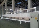 氢氧化钙(石灰)微波干燥机 流水线式氢氧化钙微波干燥设备 专业厂家定做石灰粉微波烘干设备 价格 图片