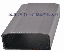 定制加工 LED铝型材外壳深圳中盛五金厂