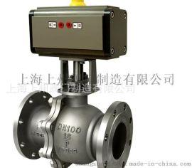 气动球阀 美标钢制固定式球阀  上海专业厂家生产供应