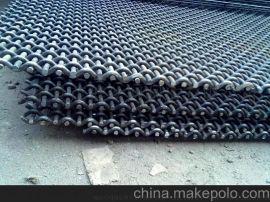 锰钢轧花网,锰钢编织网,锰钢筛网