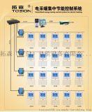 拓森 S2000 電採暖溫控器集中節能控制系統
