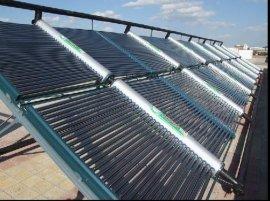 济南太阳能热水器工程