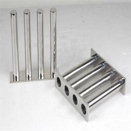 供应强磁磁棒 吸铁磁力架 过滤器磁力架 11管**磁力架