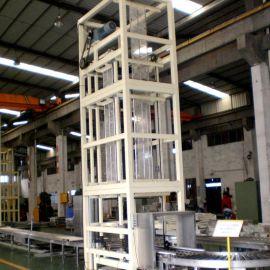 上海厂家定制垂直提升机 往复式升降机 垂直输送系统 工件垂直输送供货及时 性能稳定