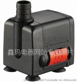 超静音鱼缸潜水泵,工艺品水泵,宠物饮水泵,微型水X-302