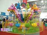 许昌巨龙游乐设施新型长颈鹿小飞椅游乐设备 厂家 价格
