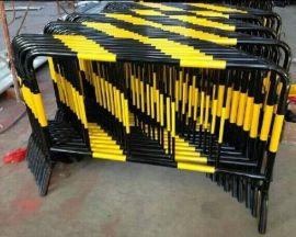 铁马地铁铁马护栏定做,不锈钢护栏铁马围栏