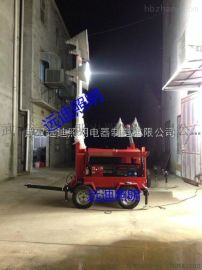 拖车式移動照明燈塔(SFW6130)