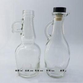 鸟嘴壶,食用油玻璃瓶配套瓶盖