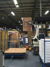 川崎机器人CP180L 供应川崎机器人 自动装箱机器人 套箱机器人 码垛搬运机器 系统集成商