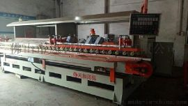 瓷砖加工机器瓷砖切割机佛山陶瓷加工设备佛山各厂陶机圆弧机输送皮带