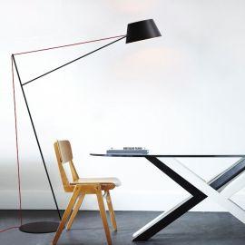 后现代个性简约客厅办公室创意钓鱼台灯落地灯