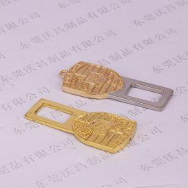 汽车标志钥匙扣吊坠 锌合金车标铭牌