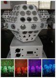 LED四眼星月圖案燈