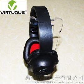BT006折叠便携式HIFI高保真插卡蓝牙耳机