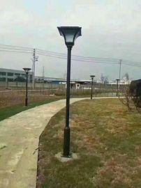 普及TYD001一体化太阳能庭院灯智能感应