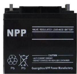 广州耐普铅酸蓄电池12v38AH现货指导