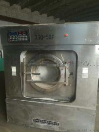 张家口酒店床单水洗机,30公斤二手小型水洗机报价
