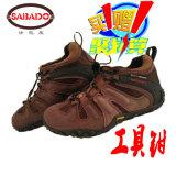 沙巴度戶外運動徒步鞋沙漠靴黑鷹夏季低幫戰術靴