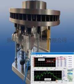 流水线固有频率测量系统
