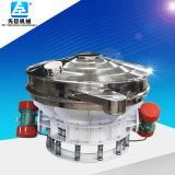 定制不锈钢直卸式振动筛高频干湿物料圆形振动筛