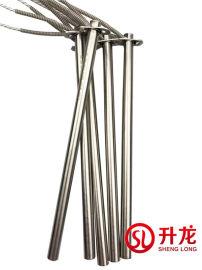 不鏽鋼模具單頭電熱管幹燒發熱管