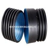 HDPE双壁波纹管、波纹管厂家、波纹管批发、DN300波纹管、抗压波纹管
