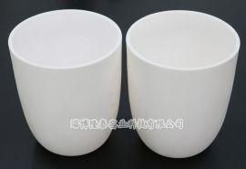 氧化鋁剛玉99瓷陶瓷坩堝 圓柱形 弧形 長方形