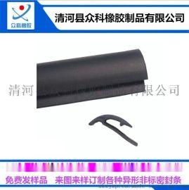 清河县硅胶密封条众科厂家