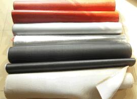 生产蚌埠硅胶防火布  玻璃纤维防火布 价格不定