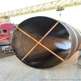 灵煊牌SY/T5037-2012标准dn800环氧煤沥青防腐螺旋管