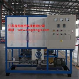 江苏鑫龙 三十年电热专家专业生产电加热导热油锅炉