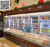 商超雙溫子母櫃,多門水果保鮮櫃酸奶冷藏櫃,海鮮速凍櫃,冷凍食品展櫃