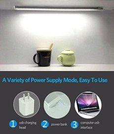 跨境热销爆款智能震动感应灯LED橱柜灯小夜灯震动灯条批发