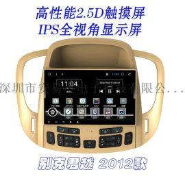 别克君越2012款车载GPS播放器