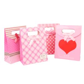 定做节日礼品袋 创意手提袋 韩版纸袋礼物袋 时尚包装袋喜糖袋