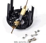 碳刷涡卷弹簧 恒力弹簧 发条弹簧 奥特厂家直供