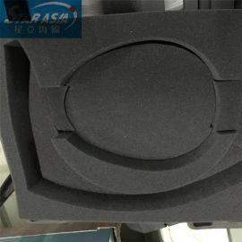 供应EVA异形植绒泡棉包装盒 缓冲减压泡棉包装内托盒