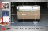 河南華爲不鏽鋼手機櫃華爲配件櫃華爲配件櫃+電視展示櫃